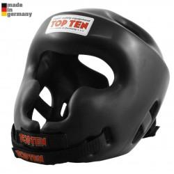 """Protection de la tête """"Full Protection"""" avec protection du menton et des pommettes - noir,"""