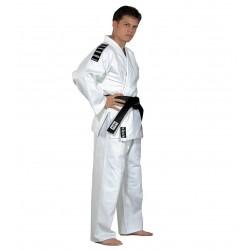 Costume de judo, avec bretelles