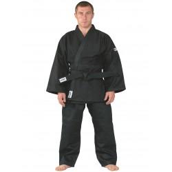 Costume de judo, noir