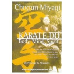 """Chogun Miyagi """"Karate Do"""""""