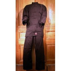 KUNG FU BUDO HOUSE BLACK UNIFORM