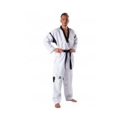Taekwondo Uniform Revolution Black Mesh Kwon