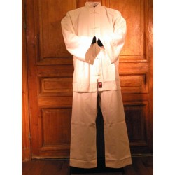 KUNG FU BUDO HOUSE WHITE UNIFORM