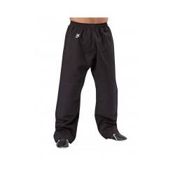 Pantalon coton noir 12 oz