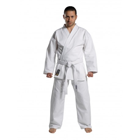 Karate suit traditional 8 oz., In 2 colors