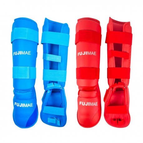 REMOVABLE SHIN&INSTEP GUARDS