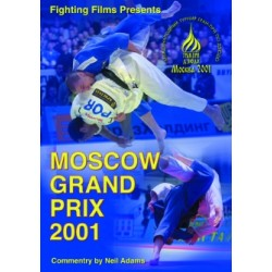 2001 Moscow Grand Prix