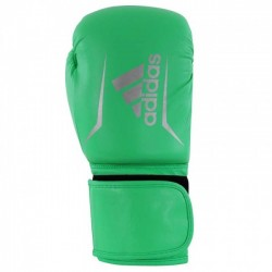 Gants de boxe adidas Speed 50 (Kick) Lime / Argent