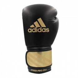 adidas Boxing Gloves Speed ​​Pro Black / Gold