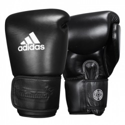 adidas Muay Thai Gloves TP300 Black / White
