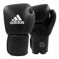 Gants adidas Muay Thai TP200 Noir / Blanc