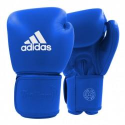 Gants adidas Muay Thai TP200 Bleu / Blanc