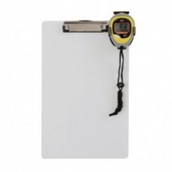 Planchette de chronométrage avec clip