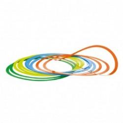 Extra-flexible hoop - 45 Cm- Lot Of 12