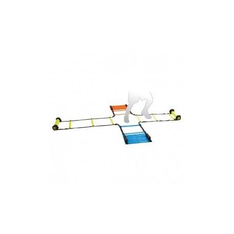 Echelle de rythme en croix - 4 X 4 m
