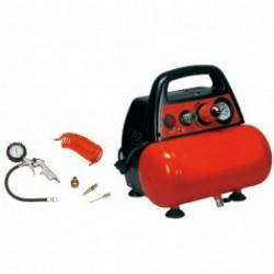 Compressor with receiver