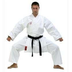Karate Gi Elegant Cotton 16 oz