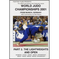 2001 World Judo Championships
