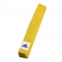 adidas BudoBand Club Geel 220cm
