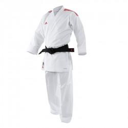 adidas Karatepak Adilight Wit/Rood 170