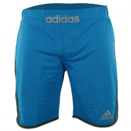 adidas Transition MMA Short Blauw Large