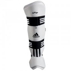 adidas Taekwondo Scheen- en Wreefbeschermers Large