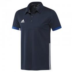 adidas T16 Team Polo Men Blauw maat XS