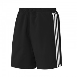 adidas T16 Team Short Men Zwart/Wit Extra Large
