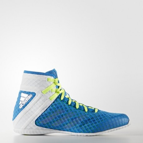 adidas Boksschoenen Speedex Blauw/Wit 16.1 Maat 38 2/3