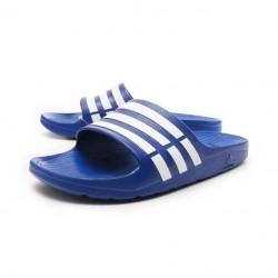 adidas Slippers Duramo Slide Blauw Maat 46