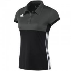adidas T16 ClimaCool Polo Women Zwart maat L