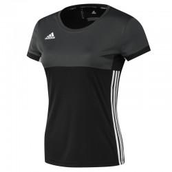 adidas T16 Clima Tee Women Zwart maat L