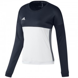 adidas T16 Crew Sweater Women Blauw XL