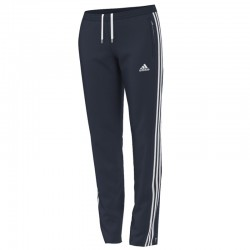 adidas T16 Team Joggingbroek Women Blauw Large