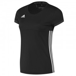 adidas T16 Team T-Shirt Women Zwart Extra Small