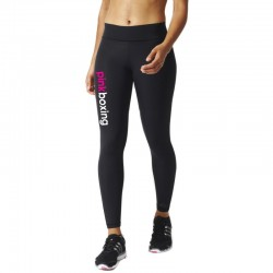 adidas Ultimate Fit Lange Legging Pink Boxing Large