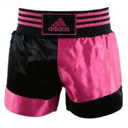 adidas Thai- en Kickboksshort Roze/Zwart Large