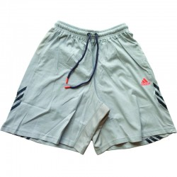 adidas Base Training Short Grijs Extra Small
