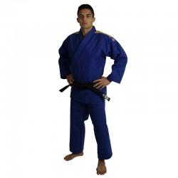 Adidas Judopak J690 Quest Blauw/Oranje 150cm
