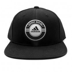 adidas Snap-Back Patch Boxing Zwart/Wit