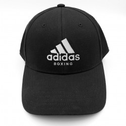 adidas Snap-Back Boxing Zwart/Wit