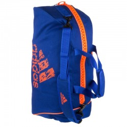 adidas Super Sporttas Blauw/Oranje Large