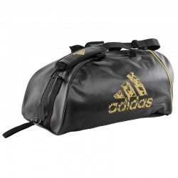 adidas Super Sporttas ZwartGoud Medium