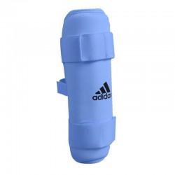 adidas Karate Scheenbeschermers Blauw Large
