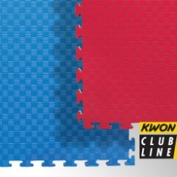 CLUBLINE reversible Interlocking mat