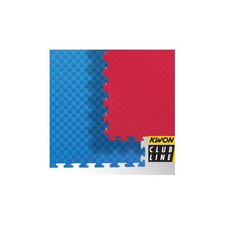 CLUBLINE reversible Interlocking mat