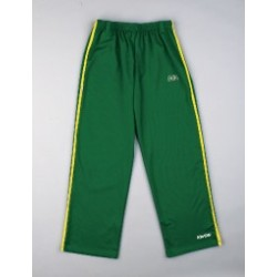 Capoeira pants with side stripes