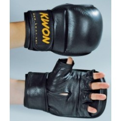 Self Defence Compet. Glove Leather