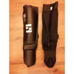 Shin plus instep neoprene protection