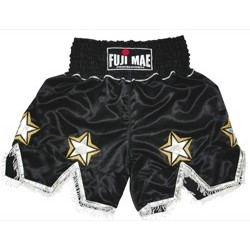 Short Boxeo. Black/Stars